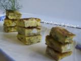 Tortino di uova al finocchietto selvatico ricetta semplice da profumo di glicine