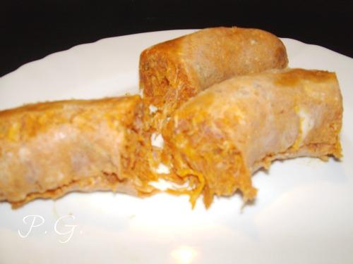 salsiccia piccante di Maratea