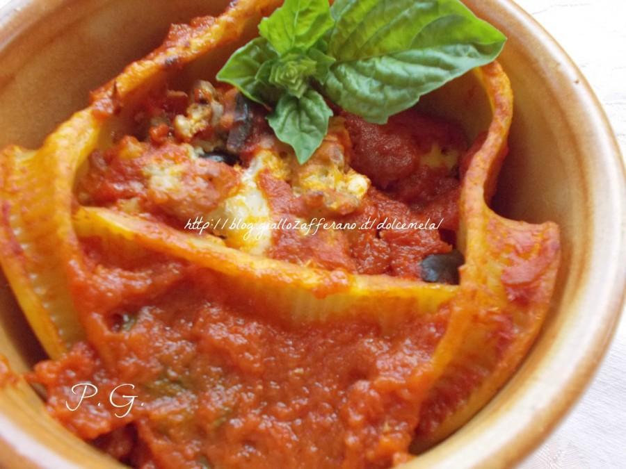 caccavelle ripiene / ricetta primi piatti della domenica nella cucina di profumo di glicine