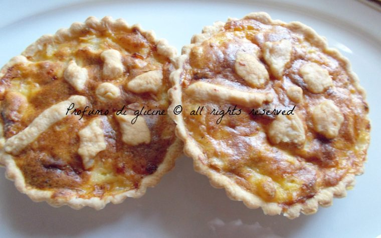 Tartellette di patate – ricetta finger food