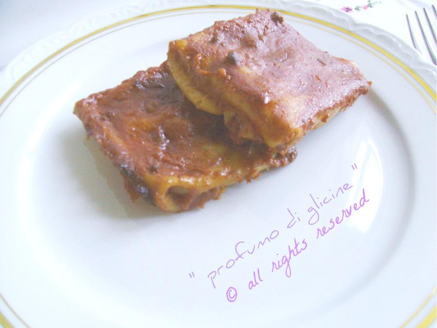 fagottini di crespelle con peperoni e mozzarella ricetta semplice nella cucina di profumo di glicine