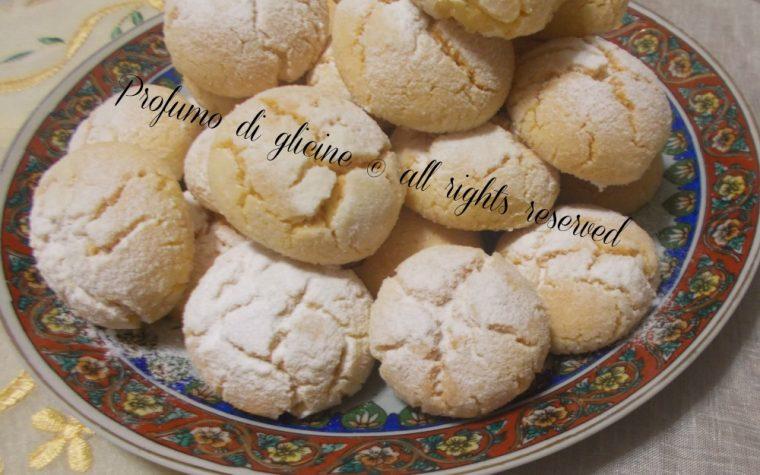 Biscotti di semola – ricetta rivisitata al profumo di limone