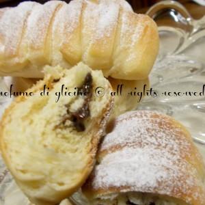 Merendine soffici simil flauti al cioccolato – ricetta facile