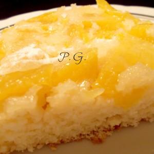 Torta ananas e cocco – ricetta semplice