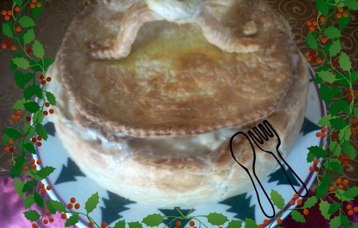 Timballo di ravioli – ricetta pranzo di Natale