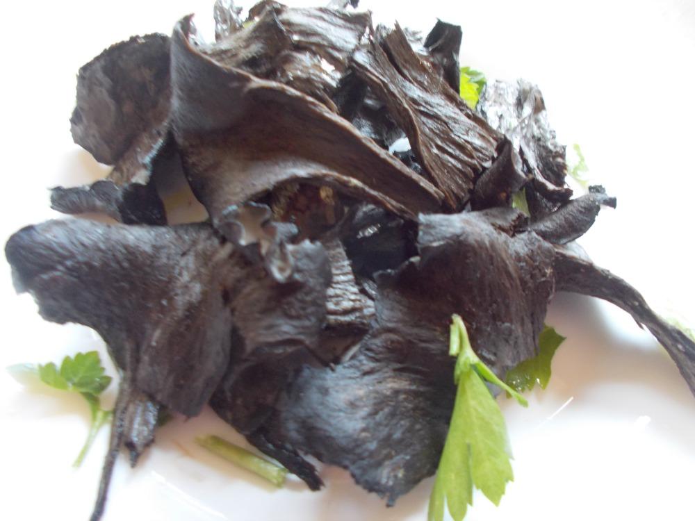 funghi trombetta dei morti
