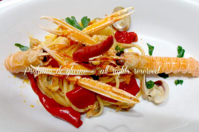 Ricette menu cenone primi piatti semplici con foto