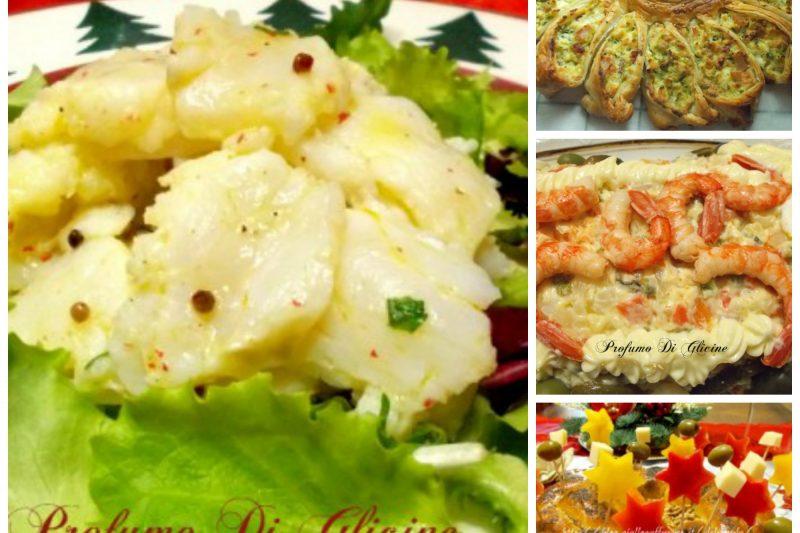 Ricette di antipasti e stuzzichini per la vigilia di Natale – ricette facili e veloci