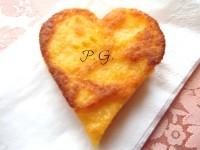gli scagliuozzoli a cuore per San Valentino