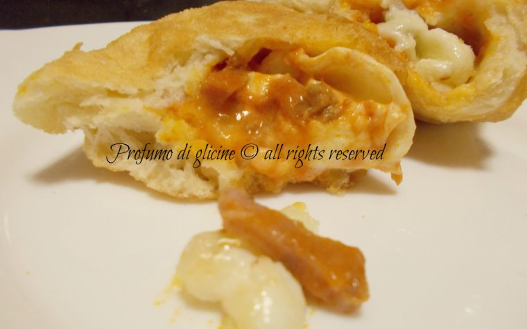 Calzoni napoletani – ricetta con lievito madre