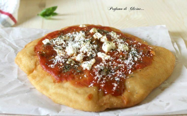 La pizza montanara – irresistibile bontà