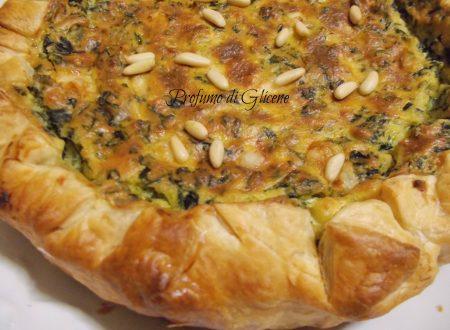 Torta salata ricotta e spinaci - ricetta passo passo