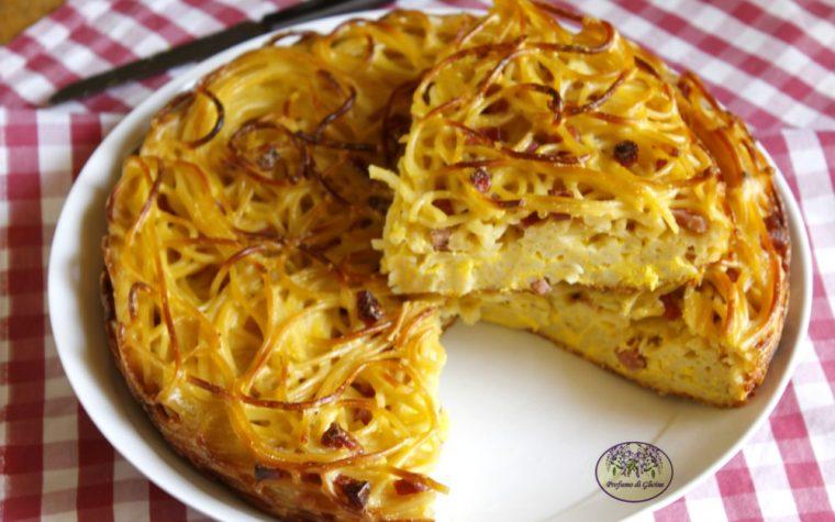 Pastiera di maccheroni ricetta della tradizione pasquale campana