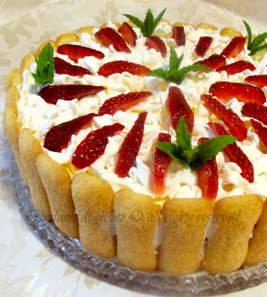 Torta Tiramisu Alle Fragole Ricetta Dolce Fresco Estivo