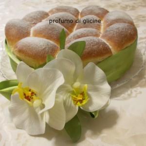 Danubio alla nutella, ricetta dolce con passo passo