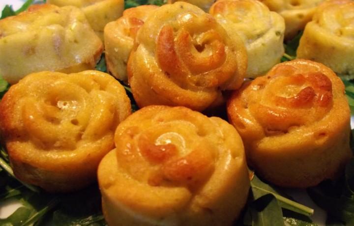 Muffin salati ricetta finger food chic