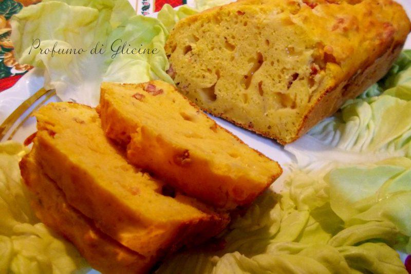 Plumcake rustico alla zucca – ricetta semplice e veloce