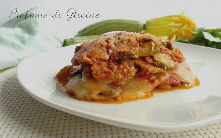 Parmigiana di zucchine ricetta speciale