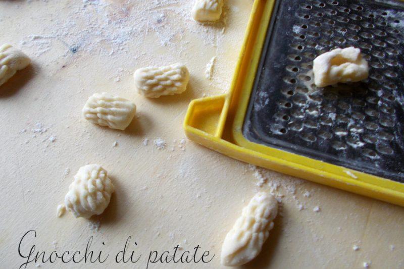 Gnocchi di patate – ricetta base trucchi e consigli