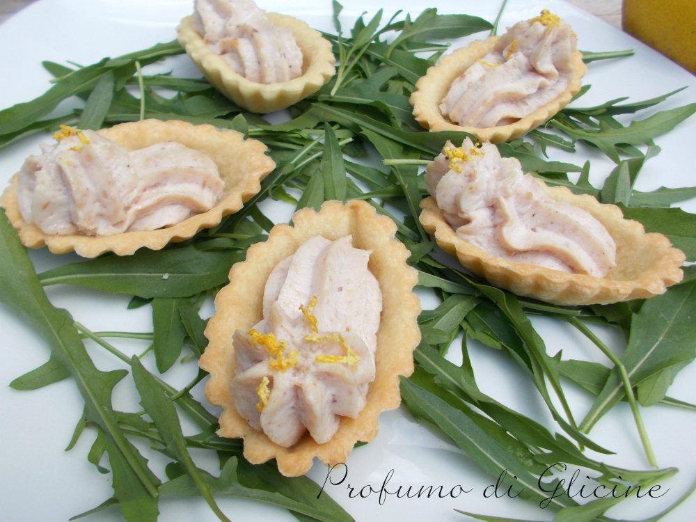 Ricette per riempire barchette di pasta brise ricette popolari della cucina italiana for Ricette per pasta
