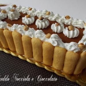 Semifreddo Nocciola e Cioccolato – ricetta con uova pastorizzate