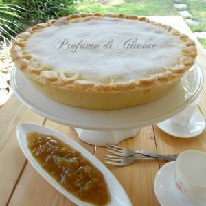 Crostata sfogliatella frolla napoletana – ricetta dolce