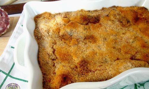 Pasticcio di patate e melanzane - ricetta gustosa