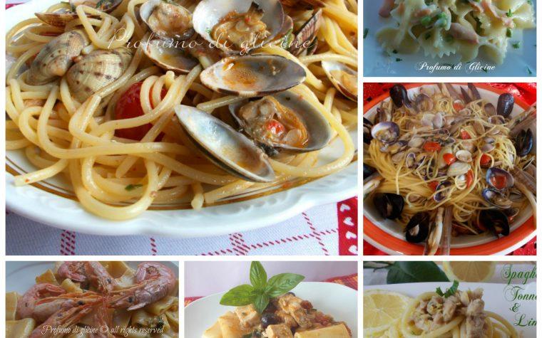 Primi piatti di pesce per il cenone di Capodanno