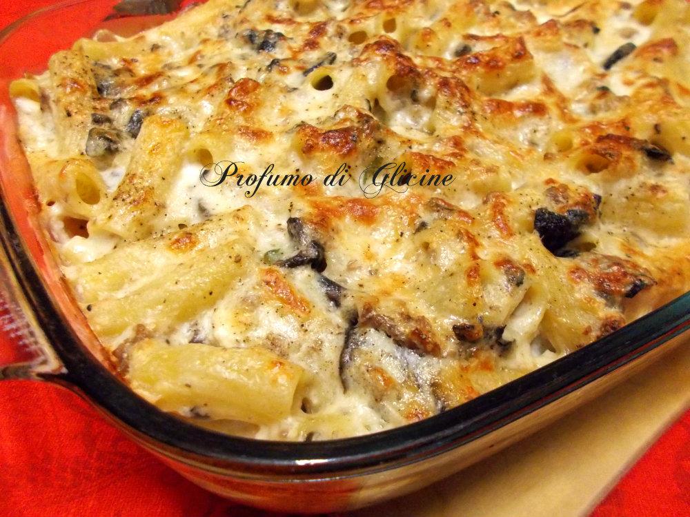 Ricetta pasta al forno ai formaggi