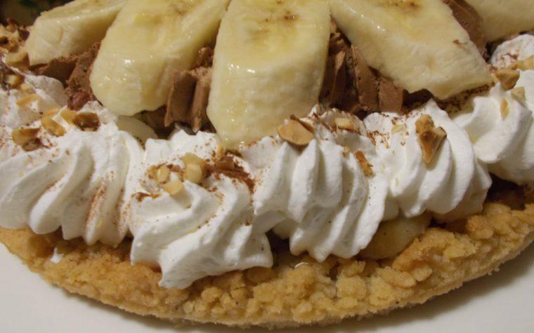 Torta banacao ∼ ricetta Sal De Riso