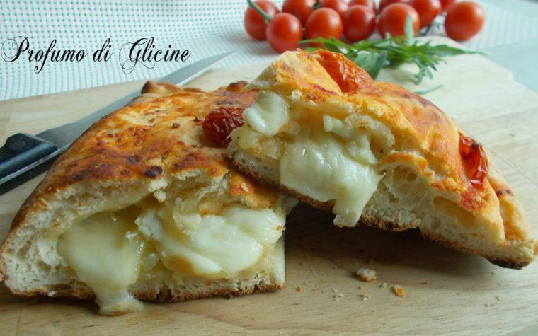 Calzone ripieno al forno ∼ ricetta Gino Sorbillo