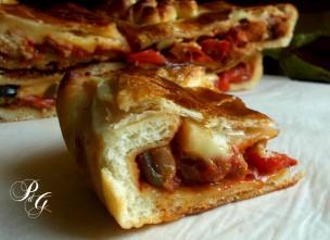 Pizza parigina speciale