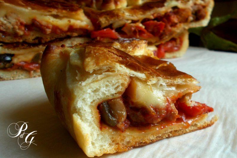 Pizza Parigina speciale – Profumo di Glicine