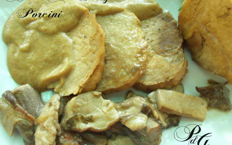 Arista ai funghi porcini – ricetta semplice