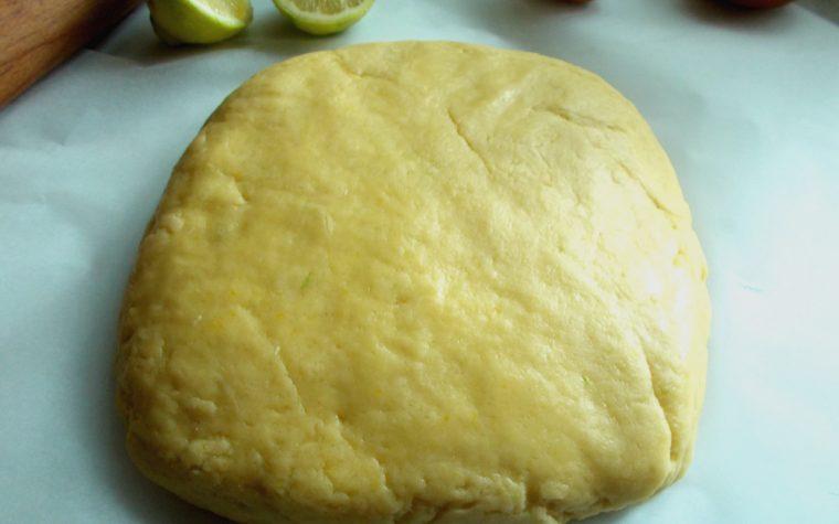 Pasta frolla per torte rustiche – ricetta base