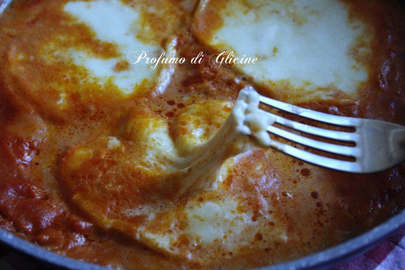 Provola alla pizzaiola – ricetta veloce