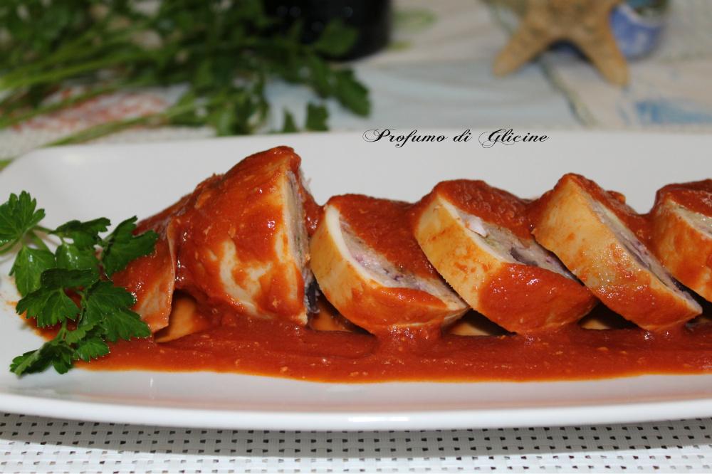Totani ripieni al sugo ricetta napoletana - Come cucinare la lepre al sugo ...