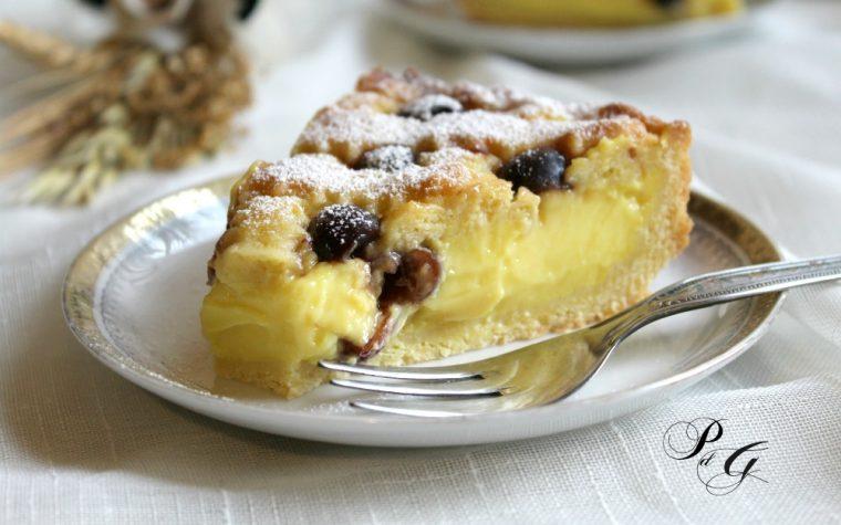 Crostata Amalfitana – friabile e golosa