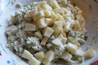 Tartellette ricotta e asparagi