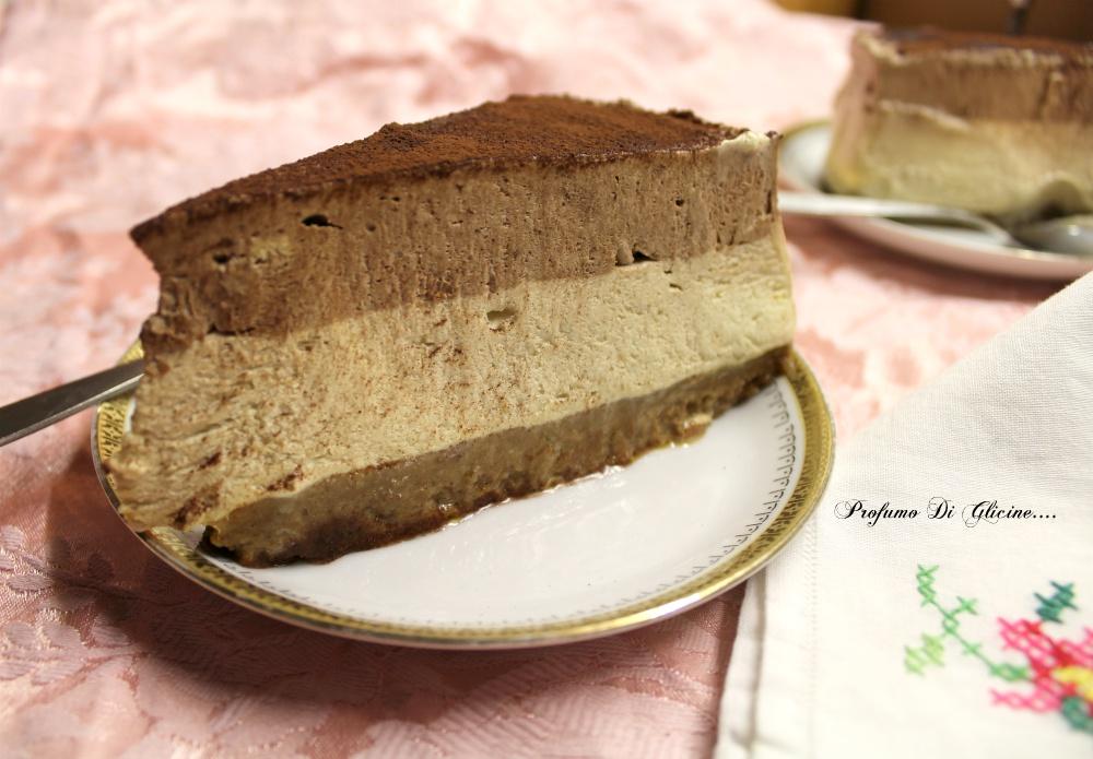 Torta gelato 2 gusti