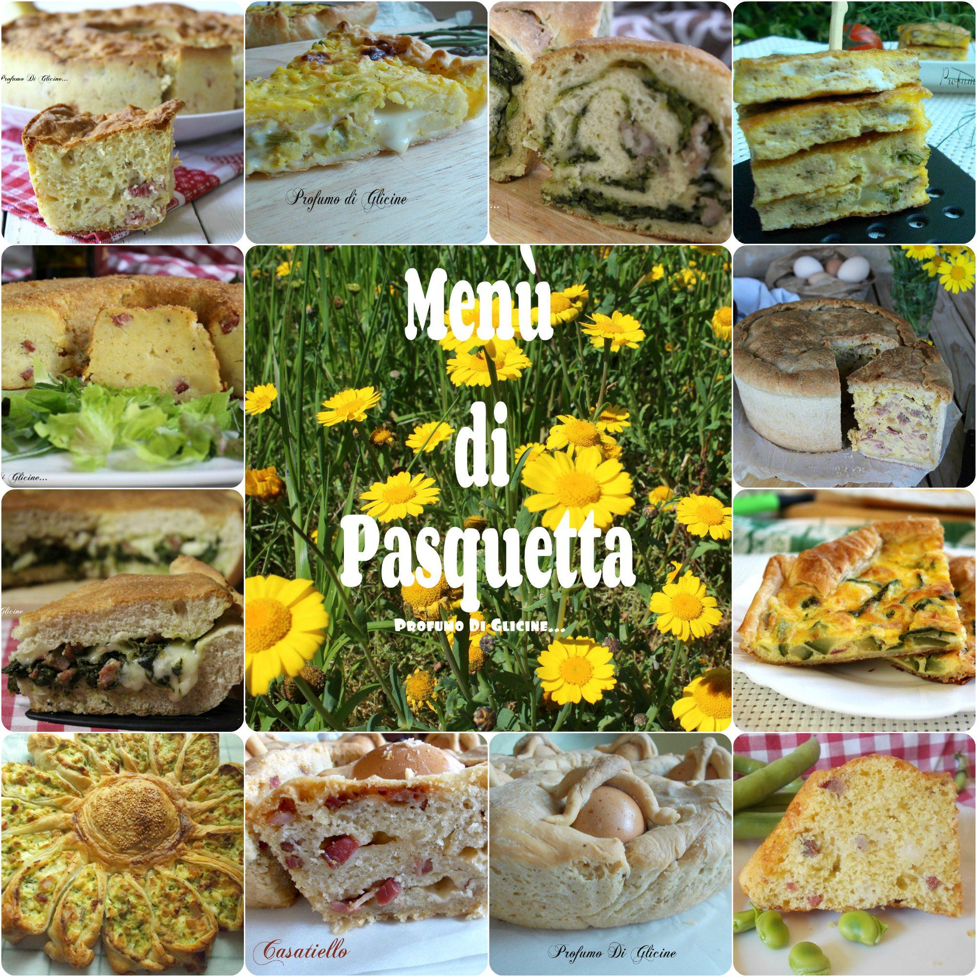 Le migliori ricette per il pic-nic di Pasquetta