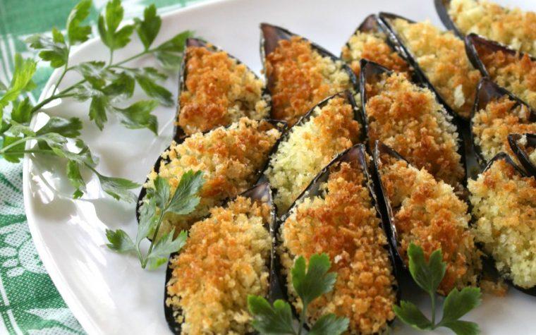 Cozze gratinate – antipasto di mare semplice e sfizioso