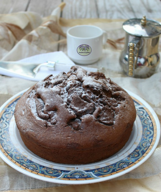 Torta soffice cacao e Nutellacacao e nutella