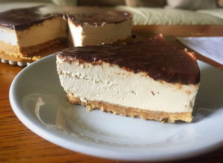 chococoffee cheesecake