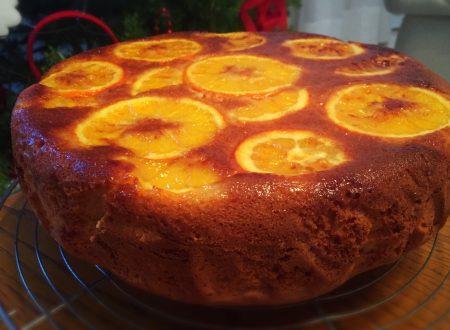 Rovesciata all'arancia