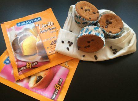 Muffins di albumi con crema di limoncello
