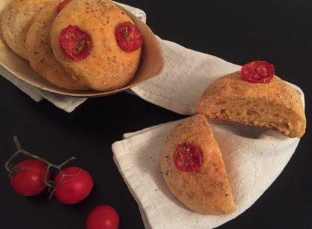 Panini grana e pomodoro