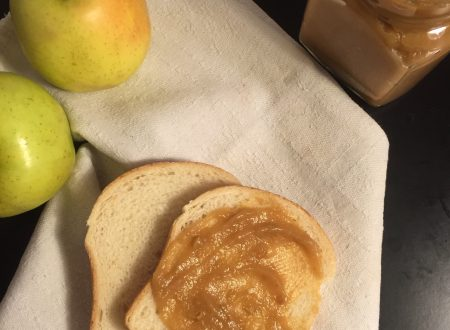 Crema di mele e spezie