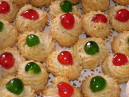 Biscotti siciliani alle mandorle