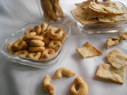 Crackers, tarallini e grissini…Come ti smaltisco l'esubero!